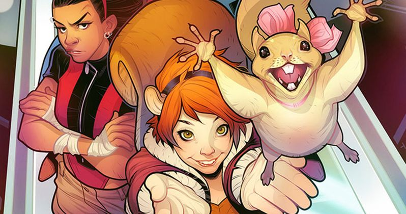 Marvel's New Warriors Dropped at Freeform, Disney Seeks New Home