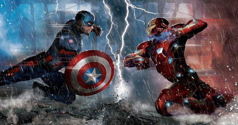 Captain America: Civil War Has No Clear Enemy Says Chris Evans
