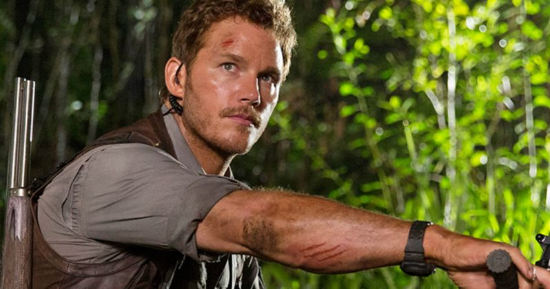 Jurassic World: Pratt Apologizes for Press Tour, Praises Movie