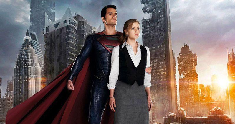 EXCLUSIVE: Amy Adams Talks Lois Lane and Wonder Woman in Batman Vs. Superman