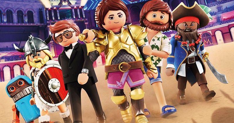 New Playmobil Trailer Introduces Daniel Radcliffe as Super Spy Rex Dasher