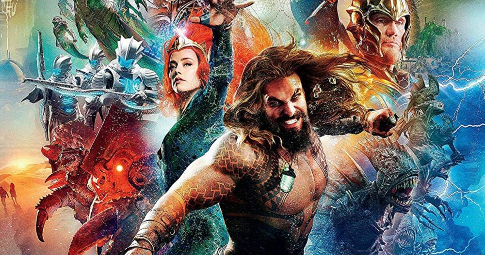 Aquaman: King of Atlantis Animated Miniseries Is Happening at HBO Max with James Wan