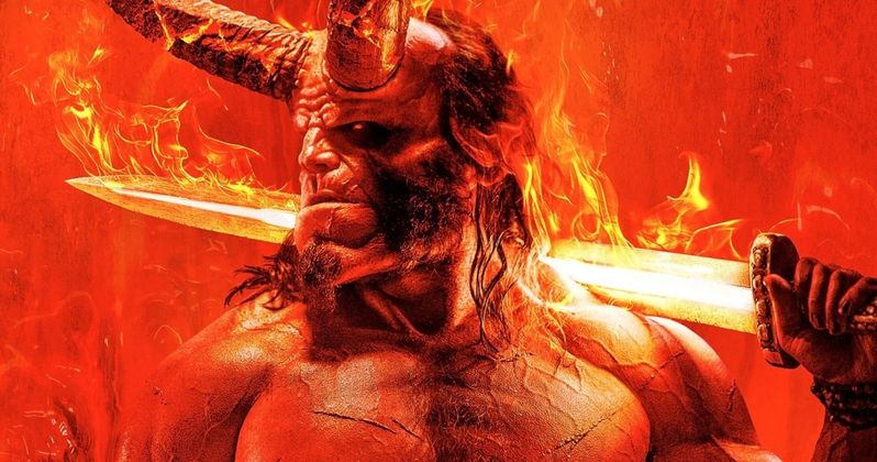 Hellboy Day Announced for 2019
