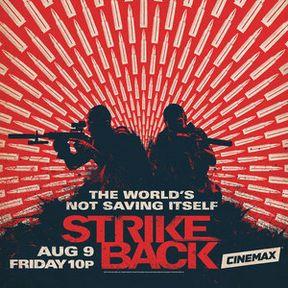 Strike Back Season 3 Trailer, Clips and Promo Art