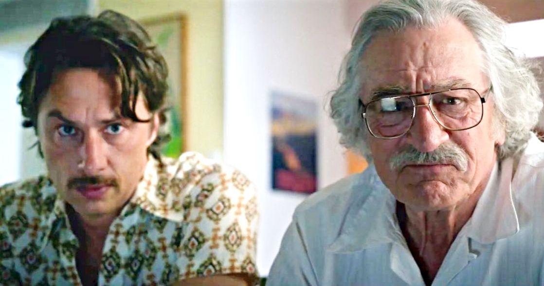 The Comeback Trail Trailer Teams Robert De Niro Zach Braff As Shady Movie Producers