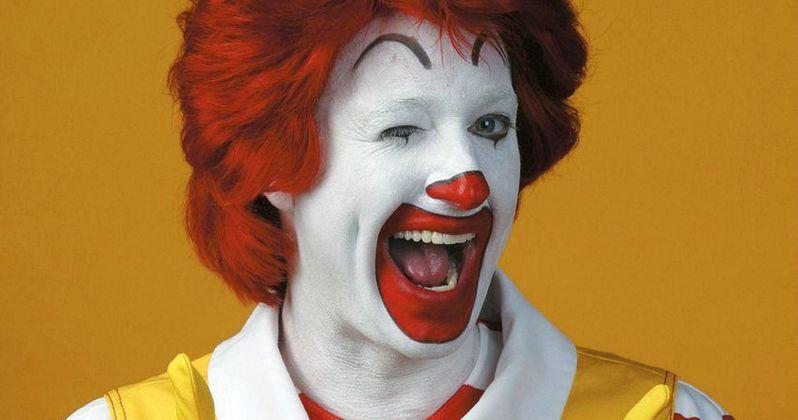 McDonald's Sidelines Ronald McDonald in Wake of Creepy Clown Sightings