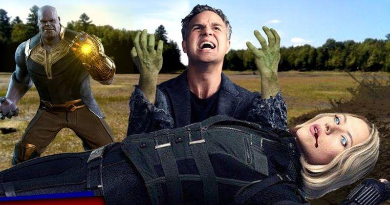 Latest Avengers 4 Theory Has Black Widow Making the Ultimate Sacrifice