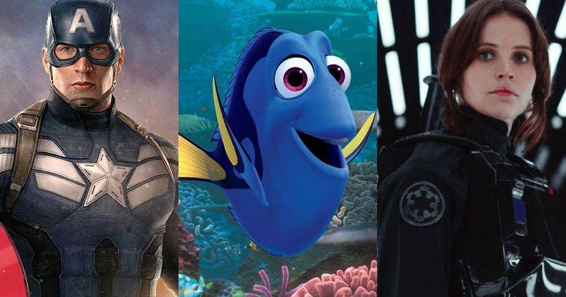 Disney Brings Marvel, Pixar & Star Wars to CinemaCon 2016