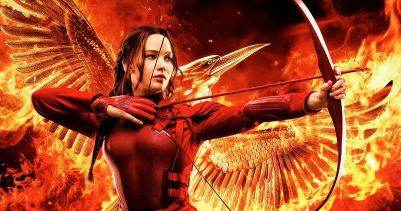 Jennifer Lawrence Shares Final Mockingjay Part 2 Poster