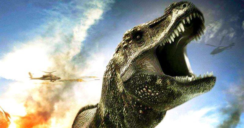 Jurassic City Trailer: Dinosaurs Invade Los Angeles!