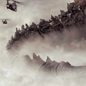 COMIC-CON 2013: Godzilla Poster Reveals Godzilla's Tail