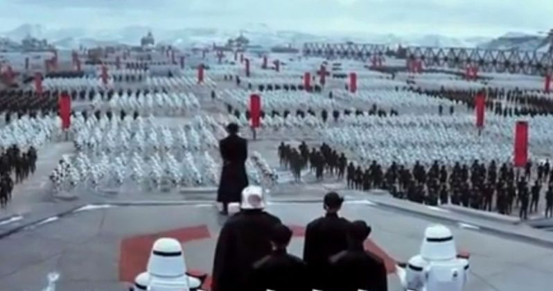 First Star Wars: The Force Awakens TV Spot Has New Footage
