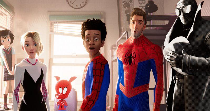 New Spider-Man: Into the Spider-Verse Trailer Shows Spider-Ham In Action
