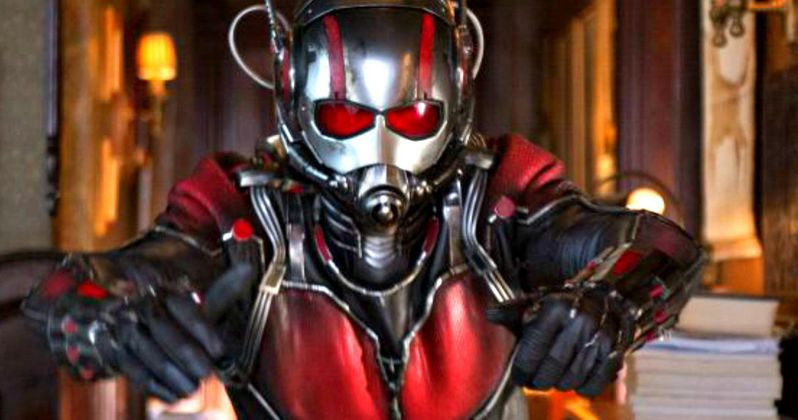 Ant-Man Extended TV Trailer Shows Off Shrinking Powers
