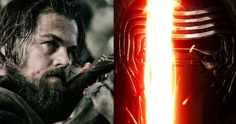 Can The Revenant Stop Star Wars: The Force Awakens at The Box Office?
