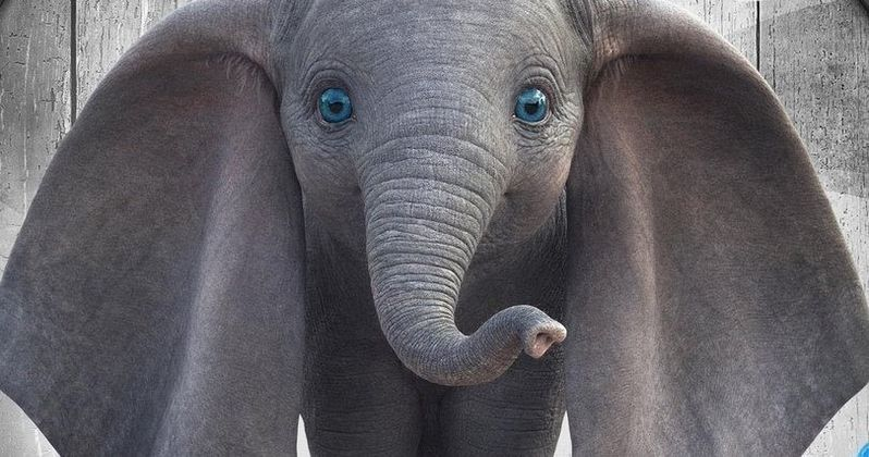 Dumbo Character Posters Fly High with Michael Keaton & Danny DeVito