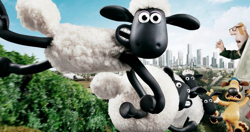 Shaun the Sheep Movie Trailer #2: Big Trouble in the City