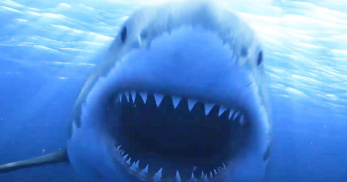 Трейлер «Акулий остров»: модели превращают экзотический рай в великое безумие кормления белых