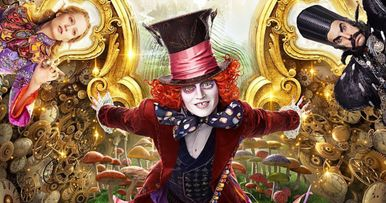 Alice Through the Looking Glass Trailer #2: It's a Mad Hatter's World