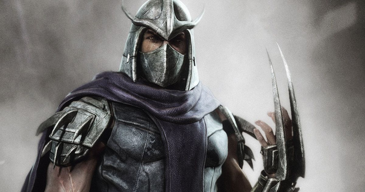 William Fichtner Talks Shredder And Ninja Turtles 2 Exclusive