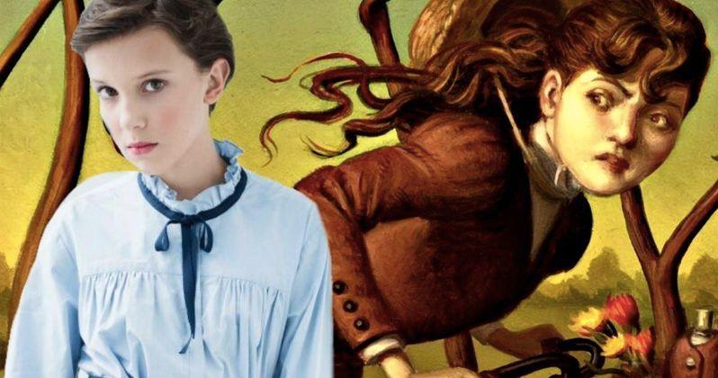 Millie Bobby Brown Is Sherlock's Sister in Enola Holmes