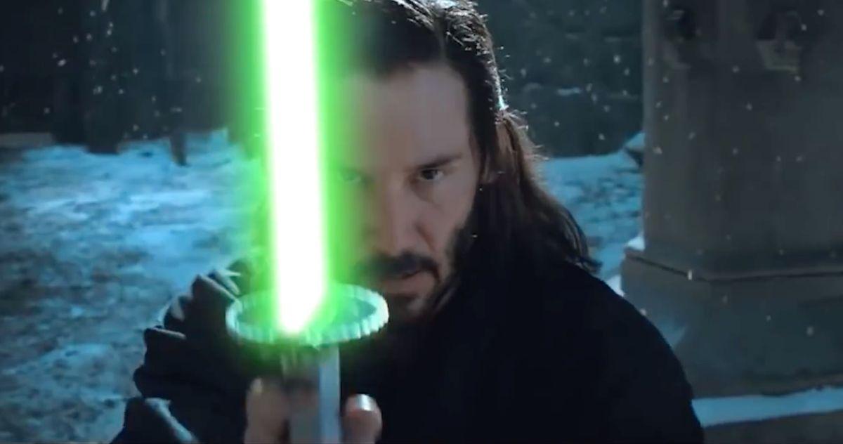 Keanu Reeves Is Darth Revan in Star Wars: The Old Republic Fan-Made Trailer