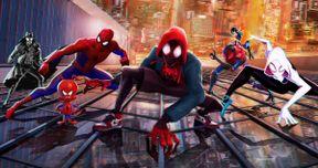 Spider Man Into The Spider Verse 2018 Movieweb