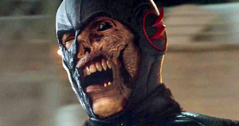 The Flash Season 3 Set Photos Reveal Mysterious Evil Speedster