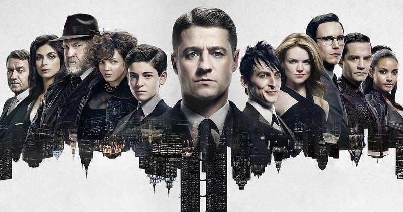 Gotham Renewed for Season 3 on Fox