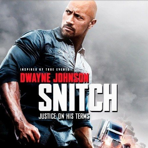 Snitch Blu-ray and DVD Arrive June 11th
