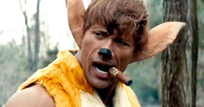 SNL Skit: Dwayne Johnson Stars in Live-Action Bambi