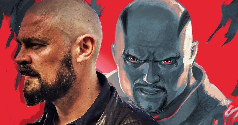Karl Urban Wraps on Thor: Ragnarok