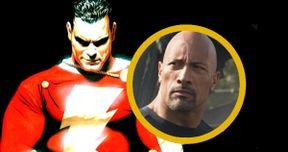 Dwayne Johnson Confirms He Is Captain Marvel in Shazam?