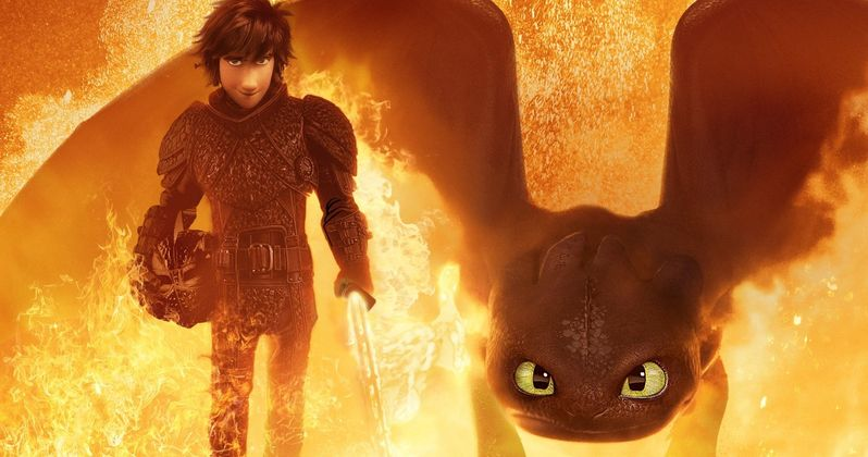 How to Train Your Dragon 3 Storms Weekend Box Office with $55.5M Win