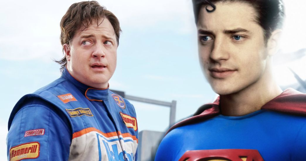 Brendan Fraser Recalls Almost Playing Superman in Abandoned DC Movie