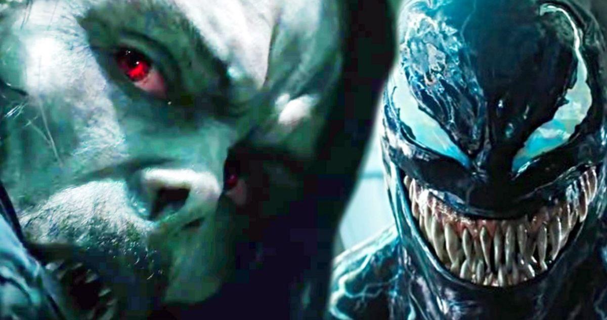Latest Morbius Set Photo Reveals a Venom Easter Egg
