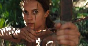 First Tomb Raider Trailer Is One Big Video Game Easter Egg