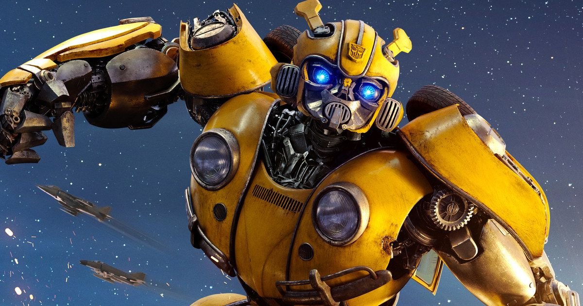 Early Bumblebee Reviews Call It the Best Transformers ...