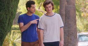 Stranger Things & Parks and Rec Doppelgangers Reunite in New Visa Commercial