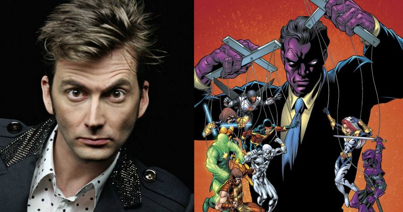 Jessica Jones Gets David Tennant as Villain Purple Man