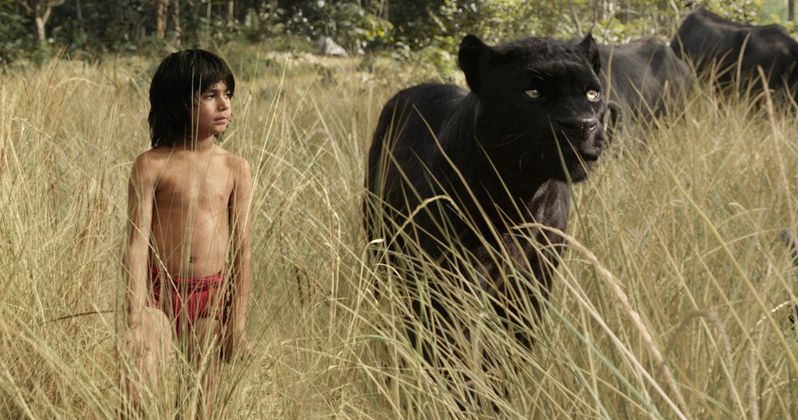 Disney's The Jungle Book Trailer Has Arrived