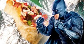 Batman Impersonator Celebrates 500 Day Chipotle Eating Spree