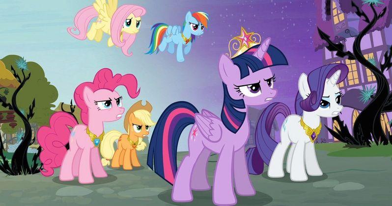 The Hub Renews My Little Pony: Friendship Is Magic for Season 5