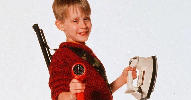 Macaulay Culkin will watch 'Home Alone' with girlfriends