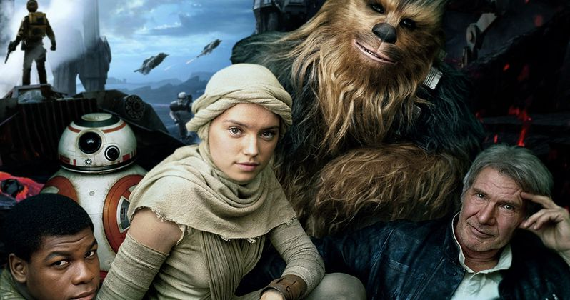 Star Wars: The Force Awakens Shatters Ticket Sales Records
