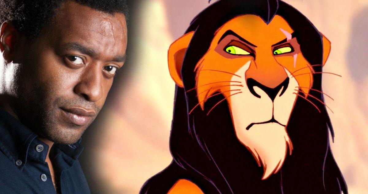 disney u0026 39 s lion king remake wants chiwetel ejiofor as scar