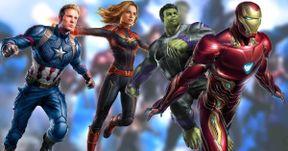 Avengers 4 Runtime Revealed, Is Marvel's Longest Movie Yet