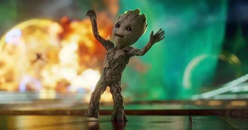Baby Groot's Dance Secrets Revealed by Guardians 2 Director