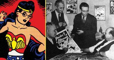 Wonder Woman Creator Biopic Begins Shooting