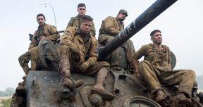Fury Featurette Introduces Brad Pitt's Tank Crew